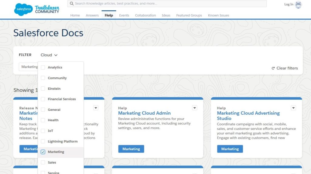 Salesforce Marketing Cloud January 2019 release